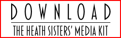 Download  The Heath Sisters Media Kit